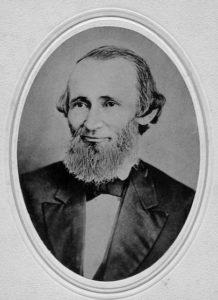 1843-45 Livi T. Williams, St. Paul's Lutheran congregation organizer