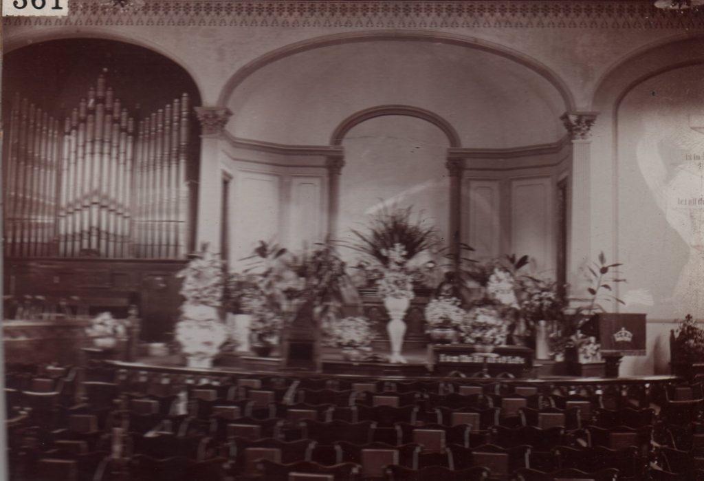 1900 ca Newport St. Paul's Lutheran