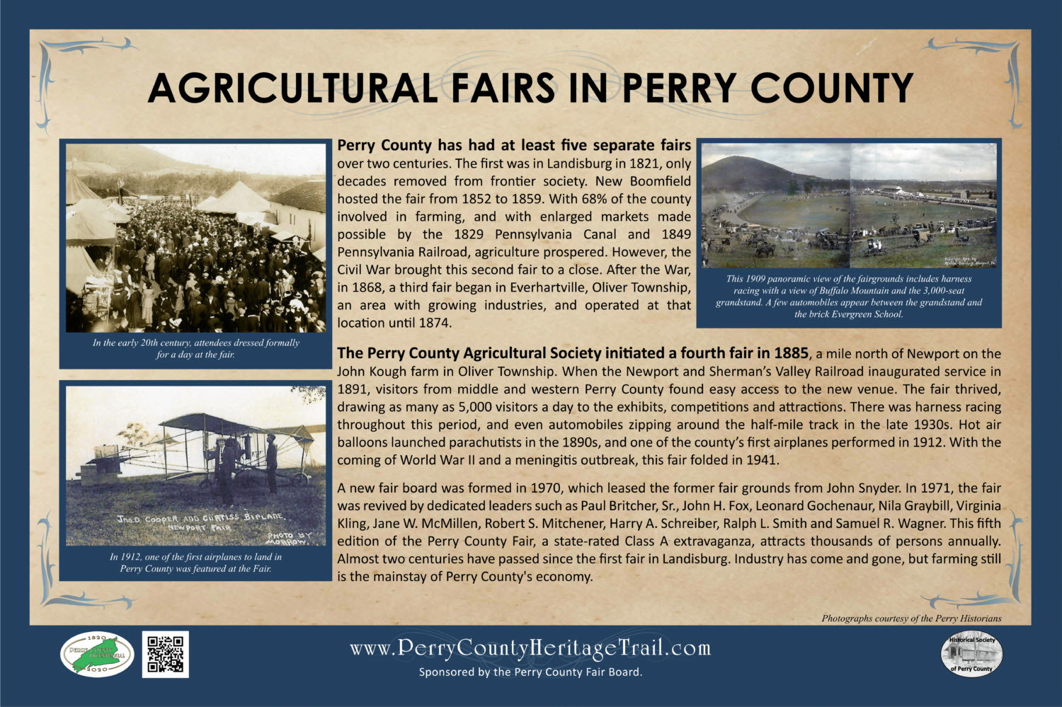 Agricultural Fairs of Perry County